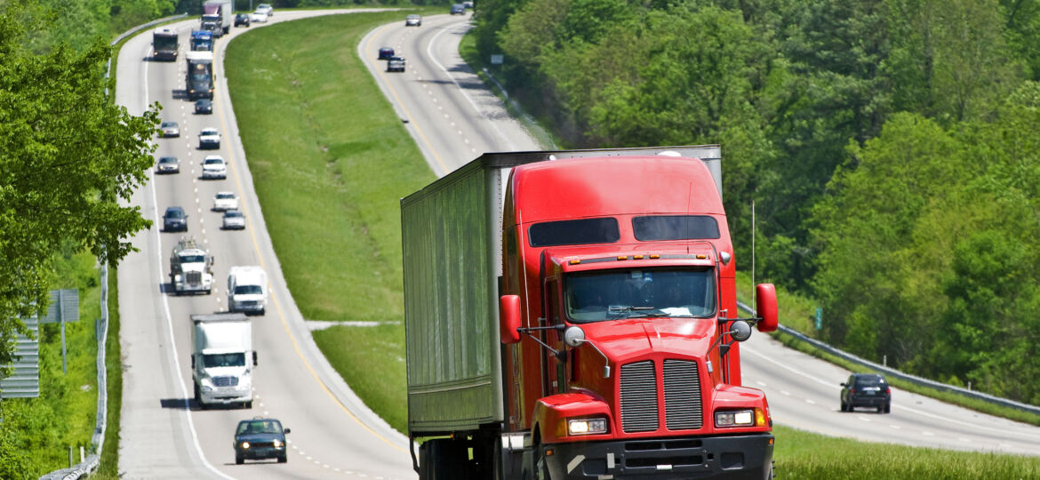 truck accident causes