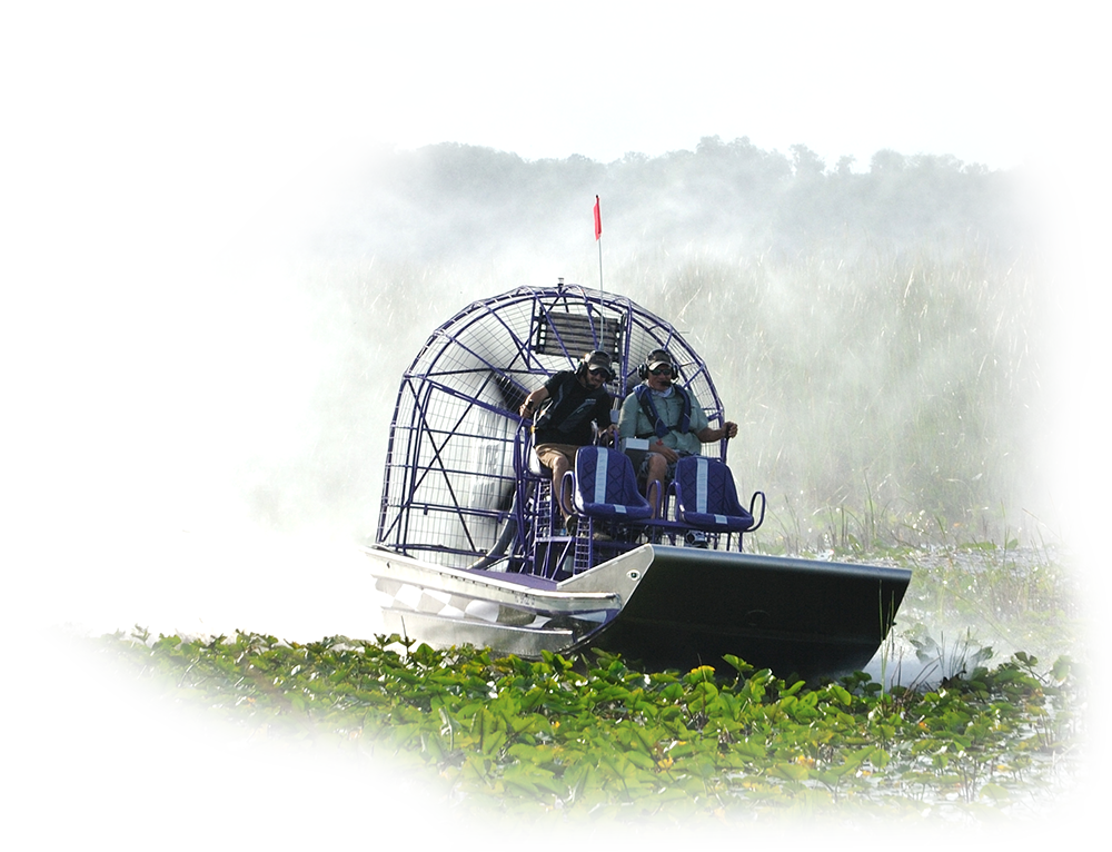 Airboat Tours - Orlando's Best Airboat Tours in Central Florida