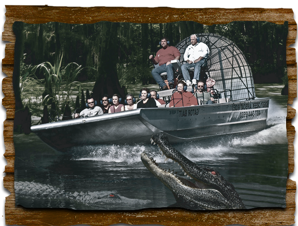 1-2 hr tour Tour Boggy Creek Airboat Tours 2 Best airboat rides in Orlando Florida Close to Disney