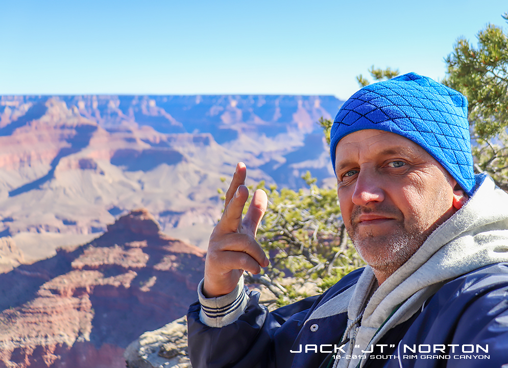 JT by JT 10-2019 Grand Canyon South Rim