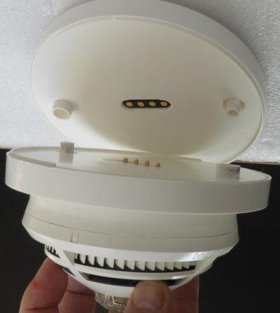 Spruce Design Smoke Detector Antiligature Base ALD302 By Spruce Design