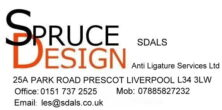 Spruce Design Anti-Ligature Services Ltd