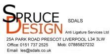 Spruce Design Anti-Ligature Services Ltd