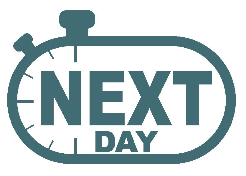 Next day stopwatch