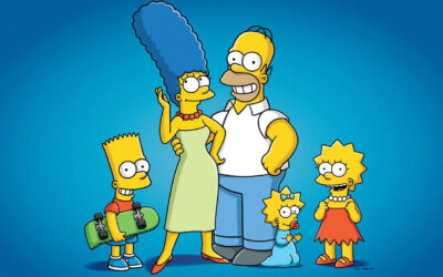 Let's All Watch The Simpsons