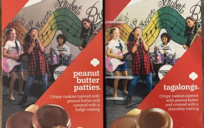 Battle of the Girl Scout Cookies