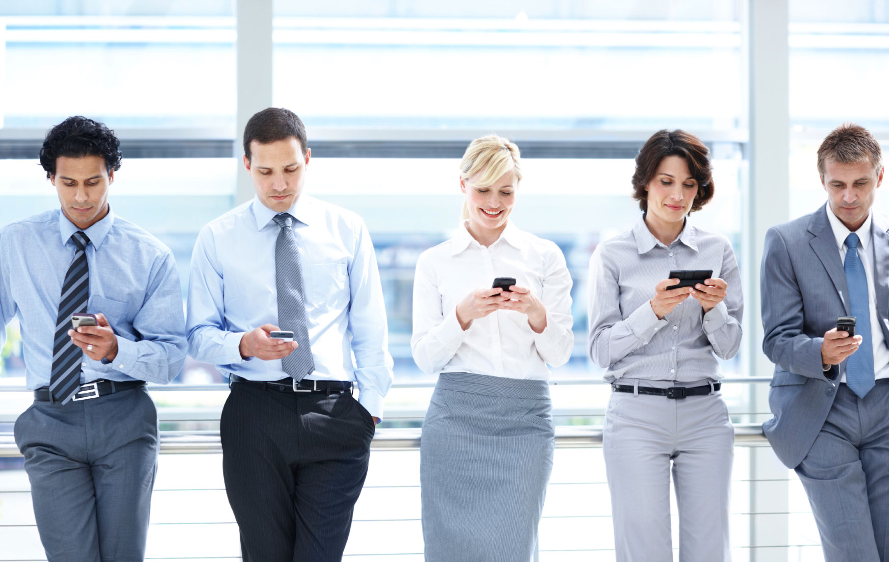Choose our phone repair service and keep all your employees happy and productive