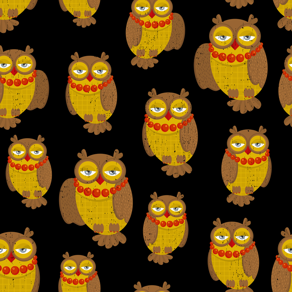 Owls Are Falling