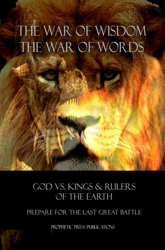 The War of Wisdom-The War of Words
