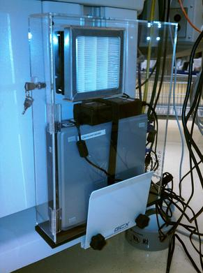 Custom Enclosures for Infection Control