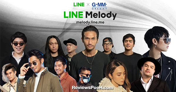 LINE MELODY