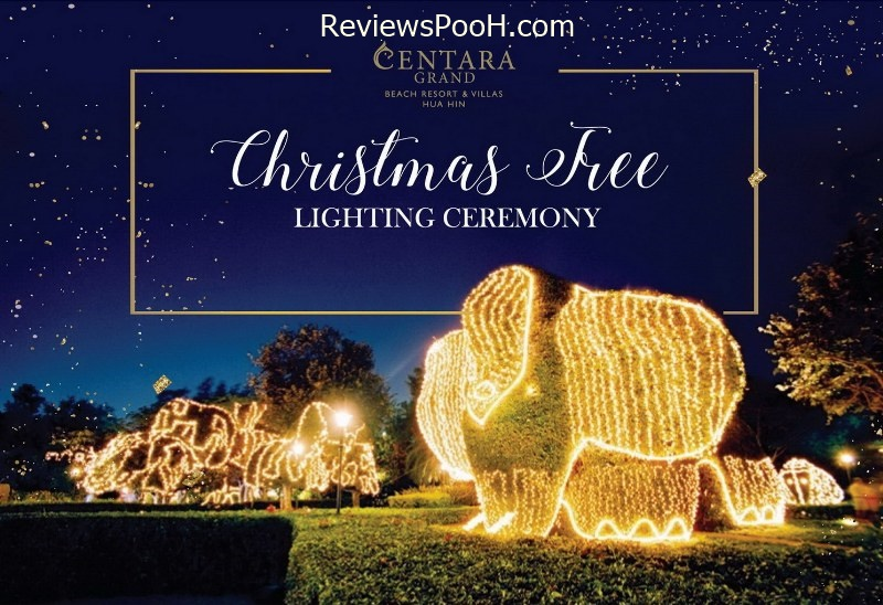 CENTARA GRAND HUA HIN UNVEILS THE FESTIVE SEASON WITH CHRISTMAS TREE LIGHTING CEREMONY (1)_800x548