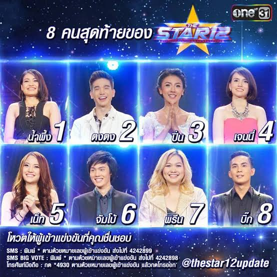 The Star ปี 12