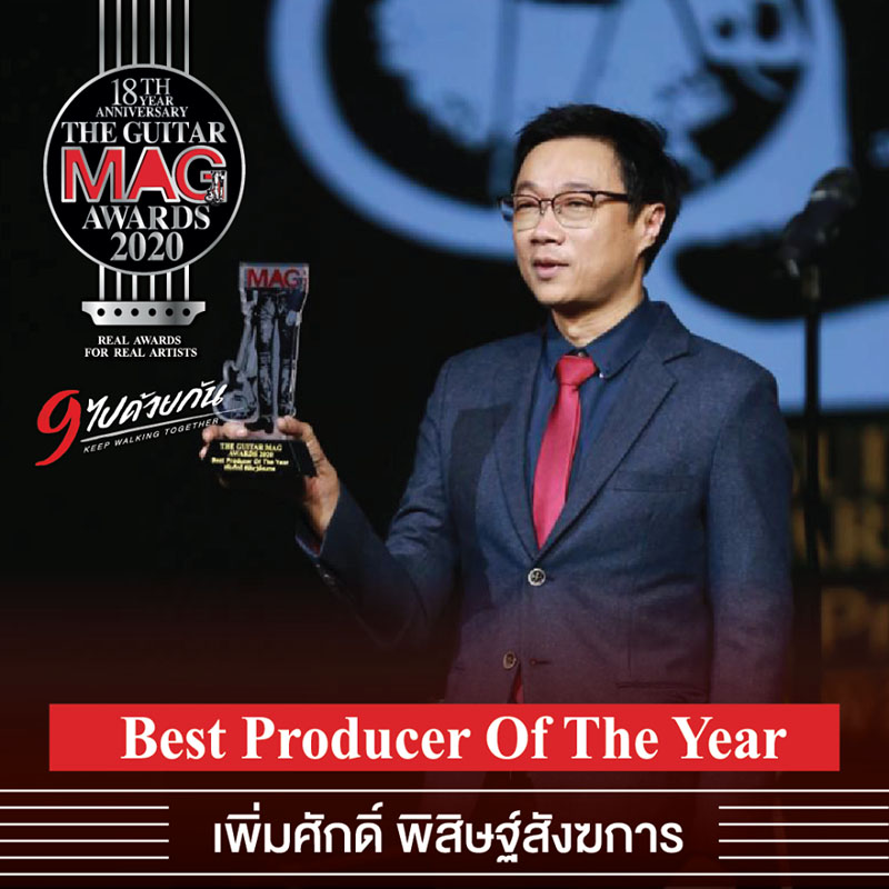Best Producer Of The Year