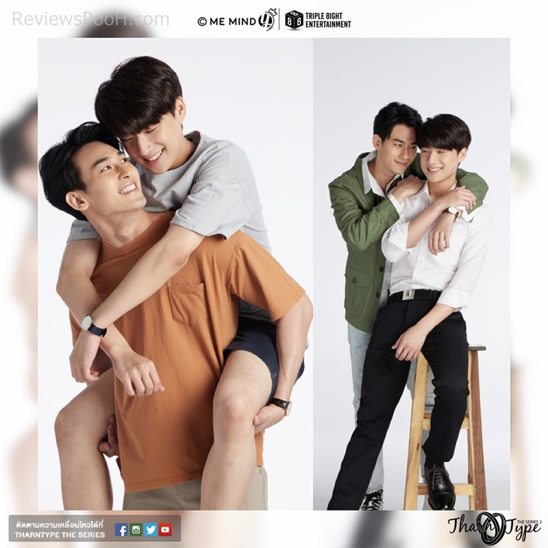 TharnType the Series Season 2 นักแสดง