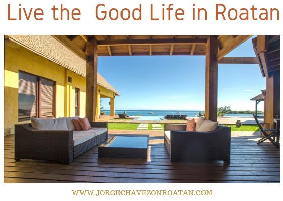 Live in Roatan