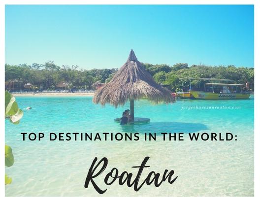 Roatan a Caribbean destination