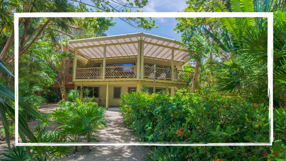 Roatan Beach Home for Sale