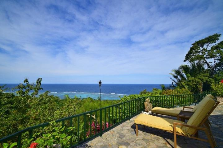 Roatan Sandy Bay Ocean View Home