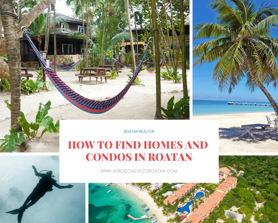 Homes and Condos in Roatan