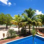 Roatan beach home
