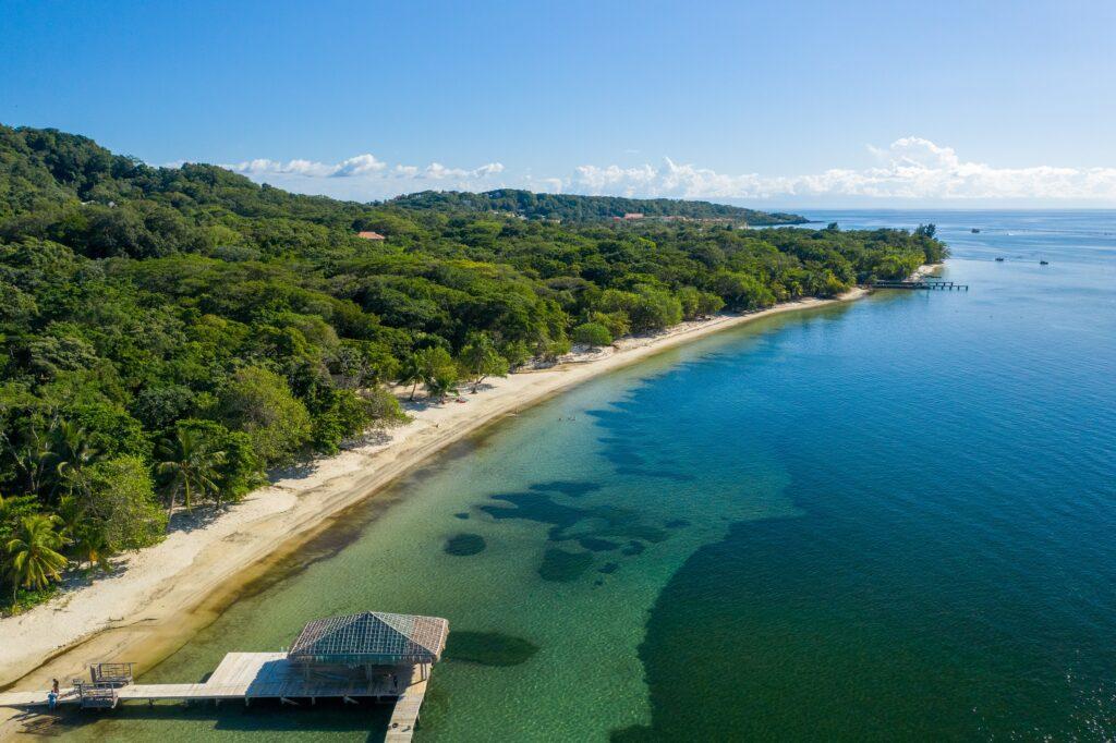 Beachfront Real Estate for Sale in Roatan