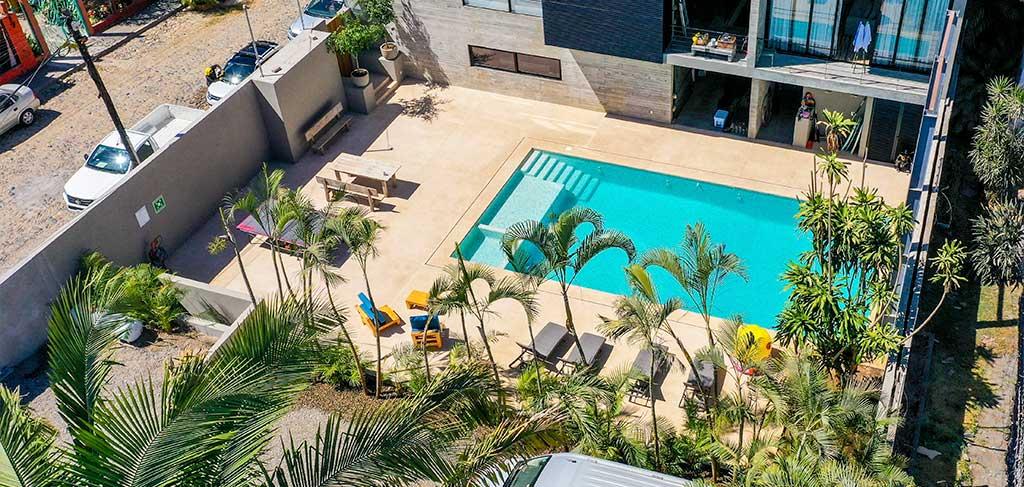 Bucerias Condo With Pool