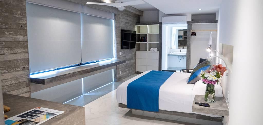 Nereidas Lofts Condo Rental In Bucerias