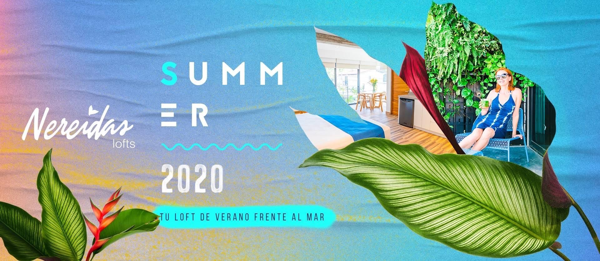 Nereidas Lofts Summer Promo