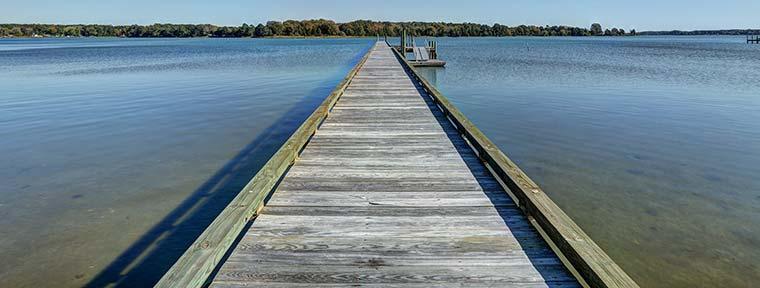 North River pier