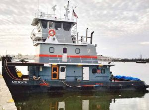 Milton W. tugboat