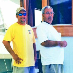 Jay and John Ward