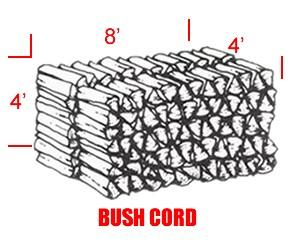 oversize bush cord image