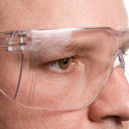 Prevent Eye Injuries with Protective Safety Eye Wear