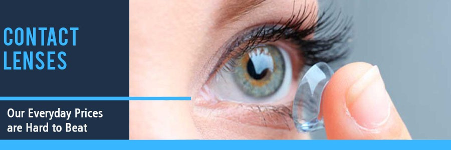 Contact Lenses All Types
