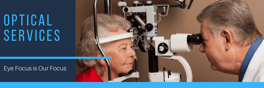 Optical Services Wohl Vision Center America Best