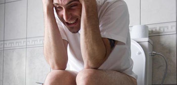 Hemorrhoids-suffering