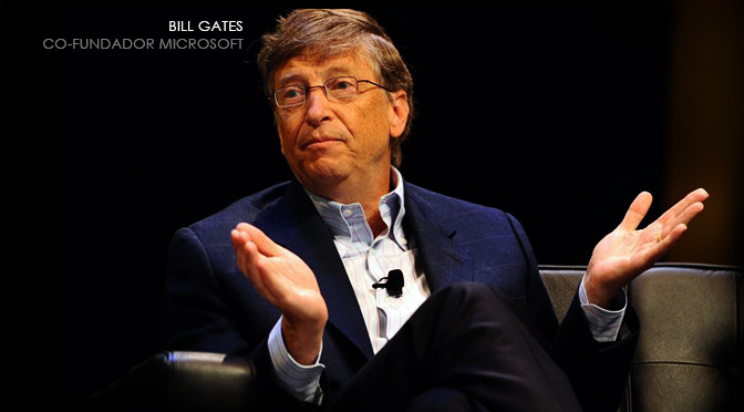 EL DISCURSO DE BILL GATES