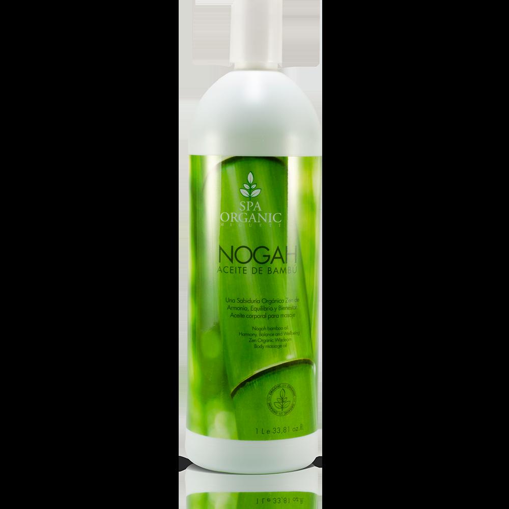 Aceite Nogah de Bambú