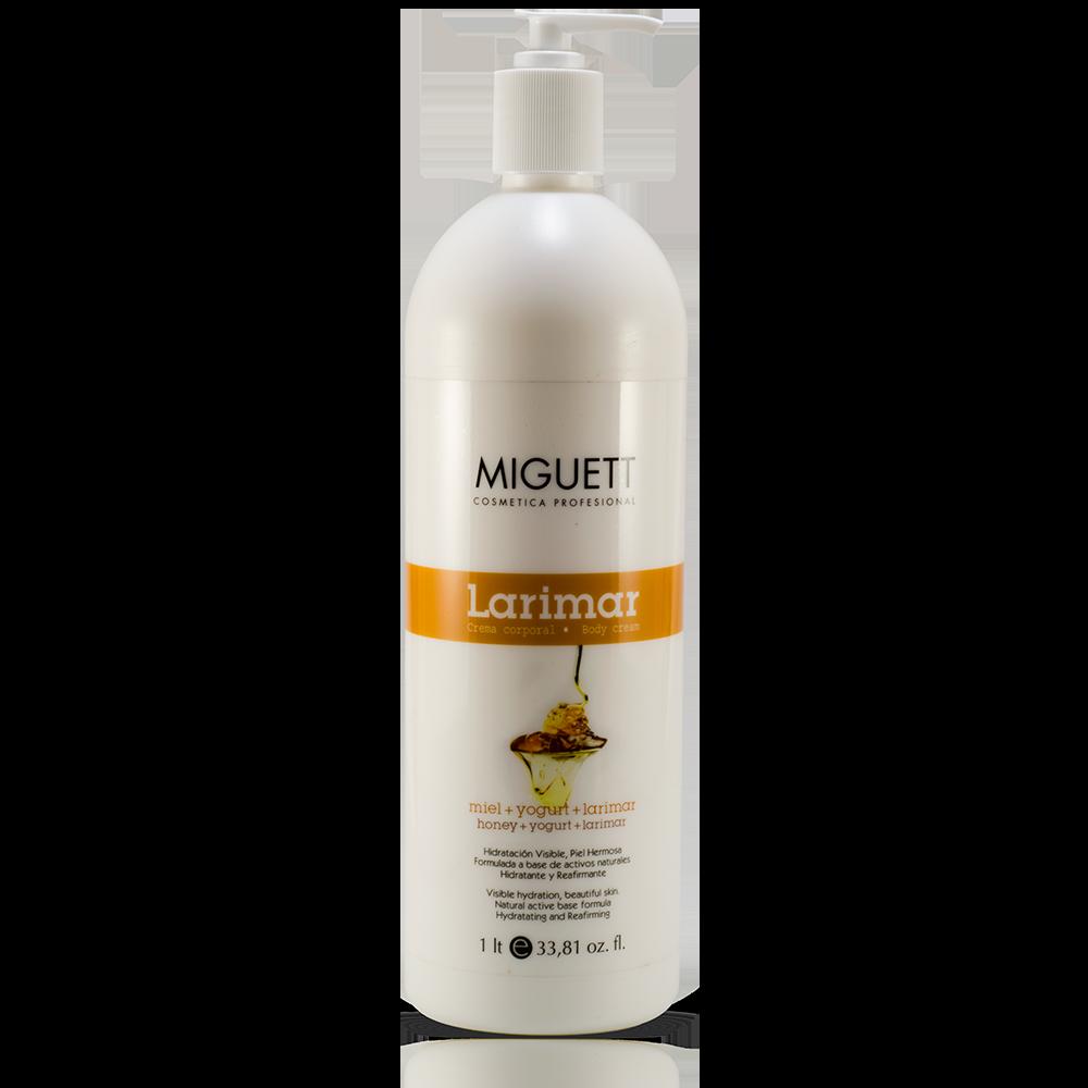 Crema corporal Honey + Yoghourt + Larimar