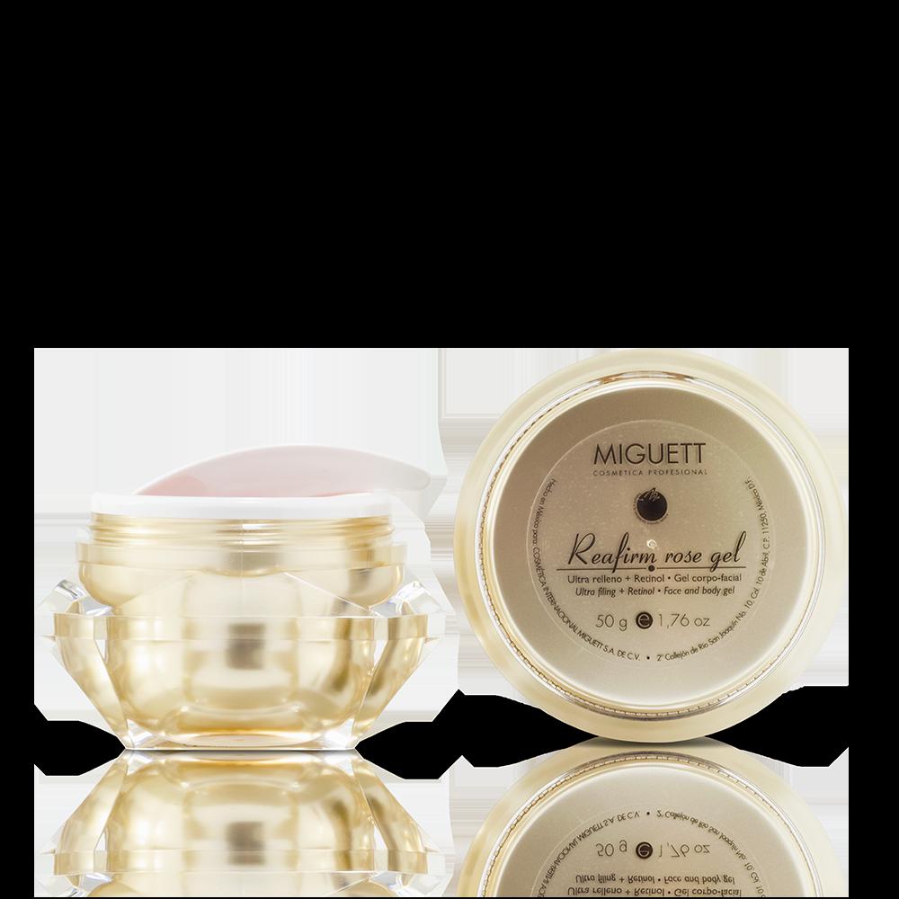 Gel Reafirm Rose + Caviar