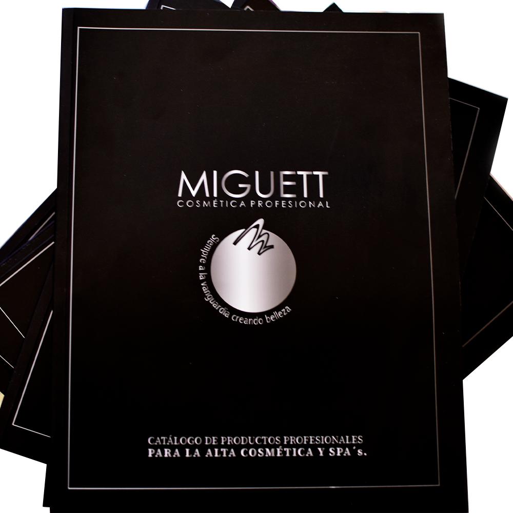 Dossier Miguett (Versión pasta dura)