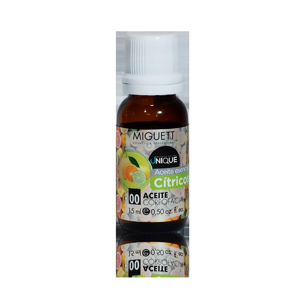 Aceite esencial de Cítricos