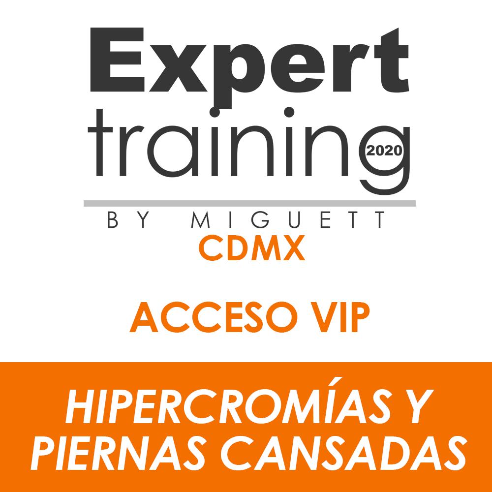 EXPERT TRAINING ACCESO VIP (MARZO)