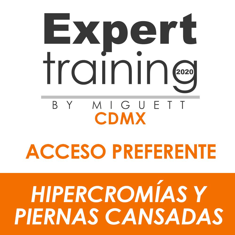 EXPERT TRAINING ACCESO PREFERENTE (MARZO)