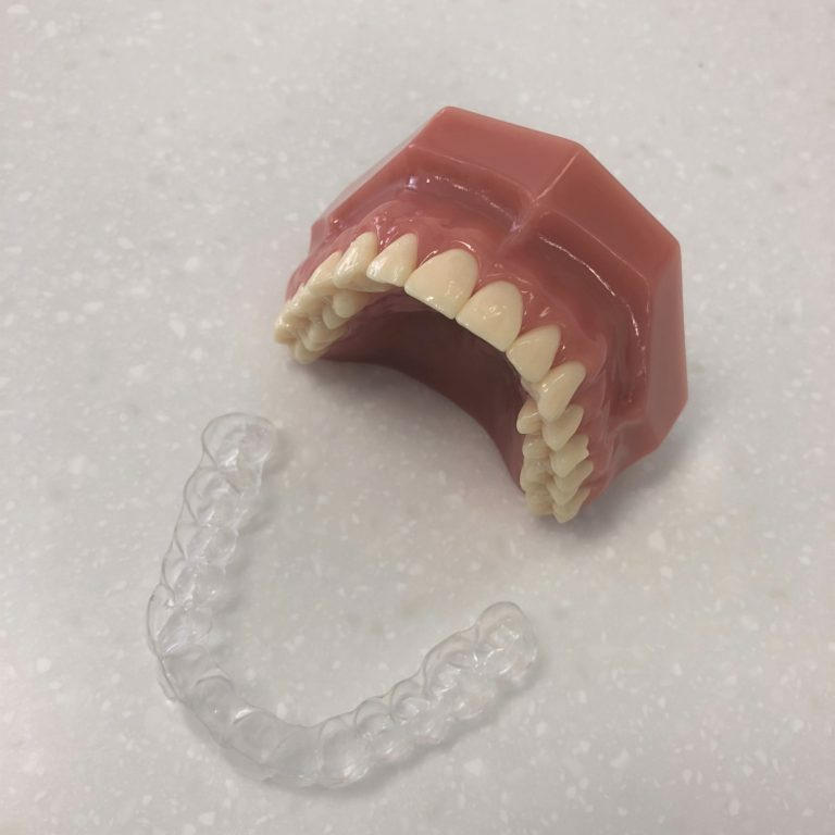 Aligner and retainer like Invisalign