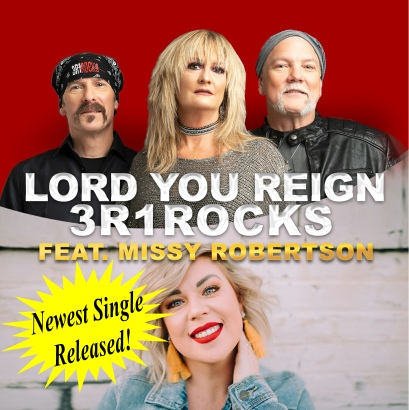 Lord You Reign Released