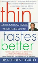 Diet-without-deprivation-Dr-Gullo-logo-thin-commandment-tastes-better-nyc-book
