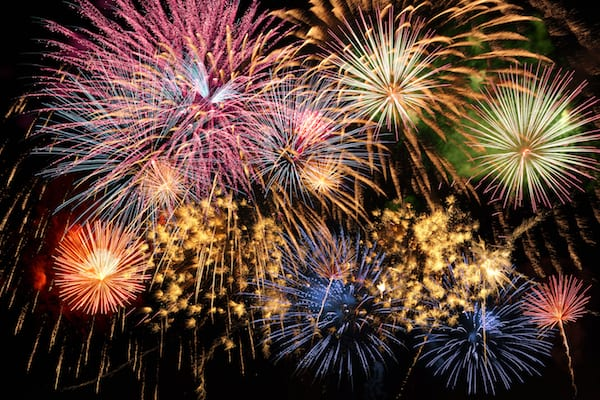Fireworks Calming Tips For Pets | Sky Canyon Veterinary Hospital | Grand Junction Colorado