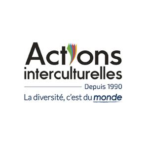 Logo Actions Interculturelles (AIDE)